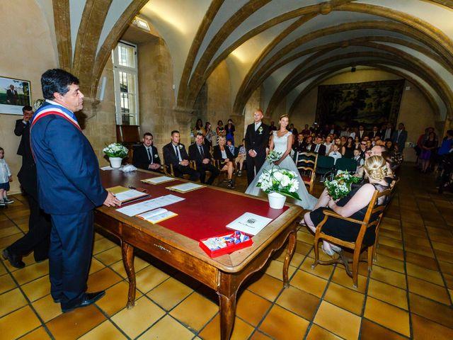 Le mariage de Romain et Léa à Aix-en-Provence, Bouches-du-Rhône 17