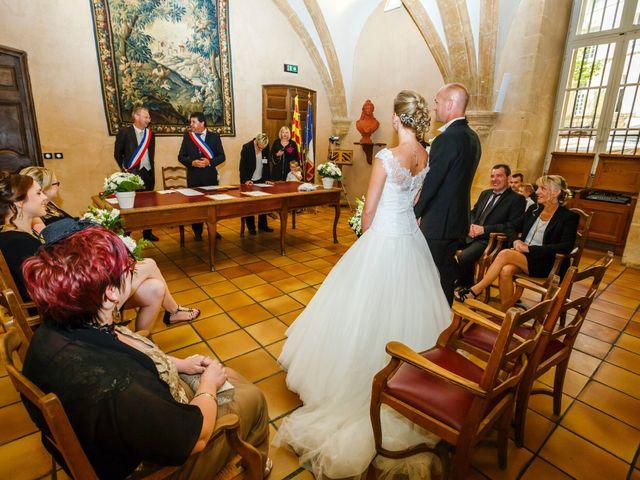 Le mariage de Romain et Léa à Aix-en-Provence, Bouches-du-Rhône 19