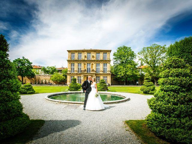 Le mariage de Romain et Léa à Aix-en-Provence, Bouches-du-Rhône 39