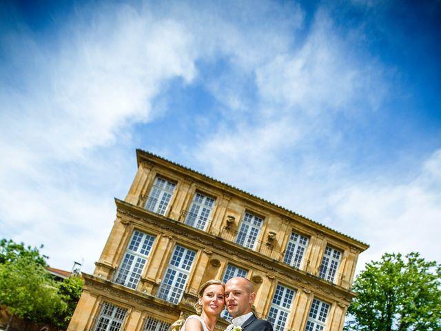 Le mariage de Romain et Léa à Aix-en-Provence, Bouches-du-Rhône 43