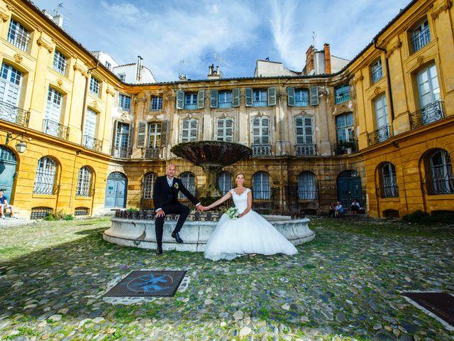 Le mariage de Romain et Léa à Aix-en-Provence, Bouches-du-Rhône 52