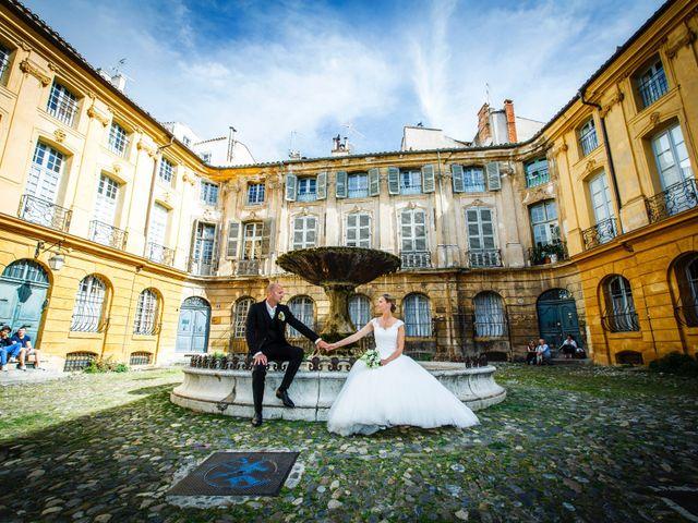 Le mariage de Romain et Léa à Aix-en-Provence, Bouches-du-Rhône 53