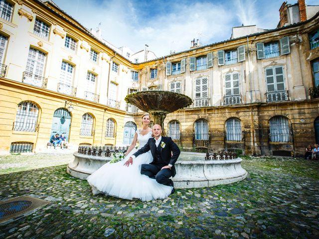 Le mariage de Romain et Léa à Aix-en-Provence, Bouches-du-Rhône 54