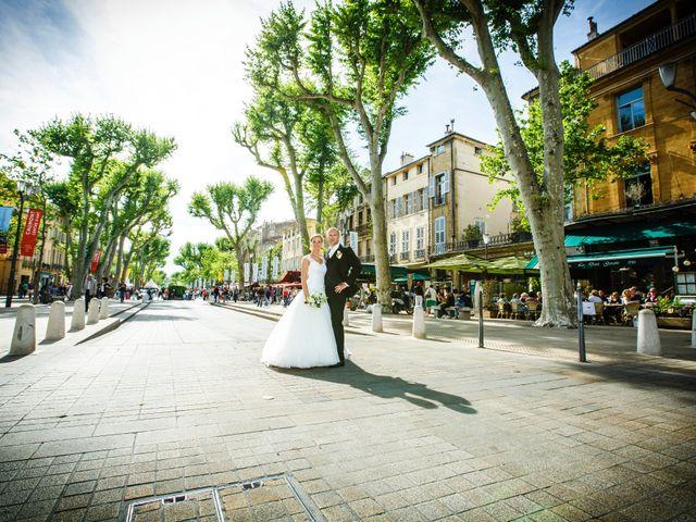 Le mariage de Romain et Léa à Aix-en-Provence, Bouches-du-Rhône 55