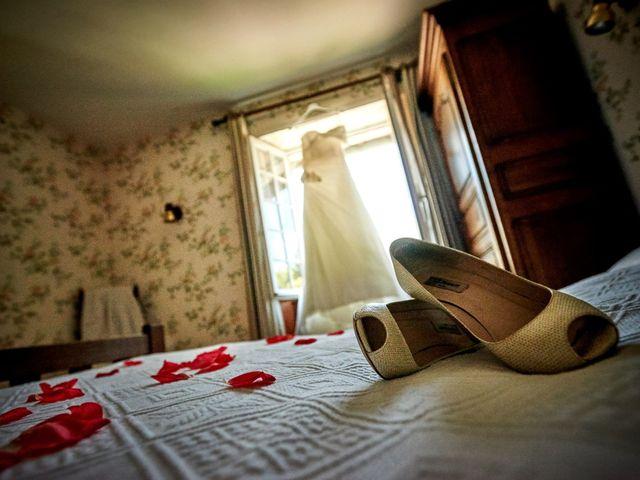 Le mariage de Phillippe et Céline à Le Vey, Calvados 6
