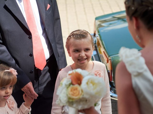 Le mariage de Phillippe et Céline à Le Vey, Calvados 20