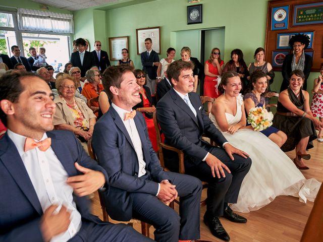 Le mariage de Phillippe et Céline à Le Vey, Calvados 25