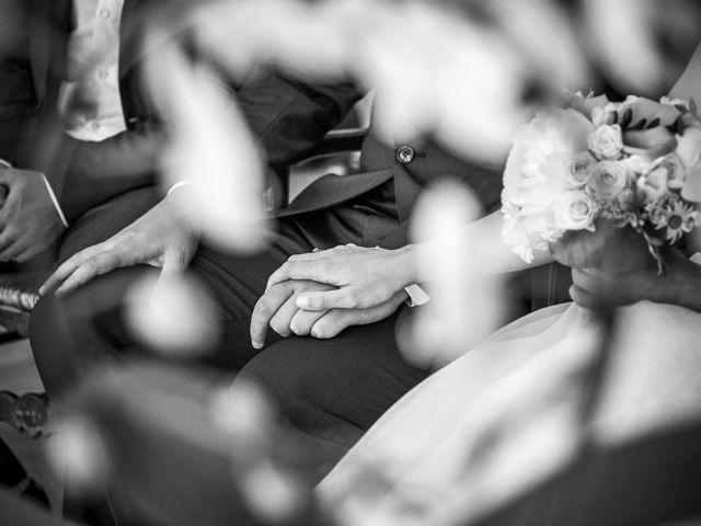 Le mariage de Phillippe et Céline à Le Vey, Calvados 27