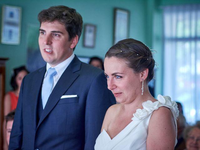 Le mariage de Phillippe et Céline à Le Vey, Calvados 28