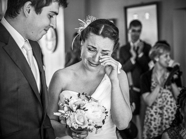 Le mariage de Phillippe et Céline à Le Vey, Calvados 30