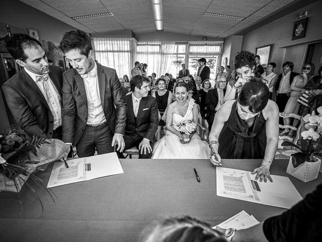 Le mariage de Phillippe et Céline à Le Vey, Calvados 33