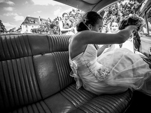 Le mariage de Phillippe et Céline à Le Vey, Calvados 39
