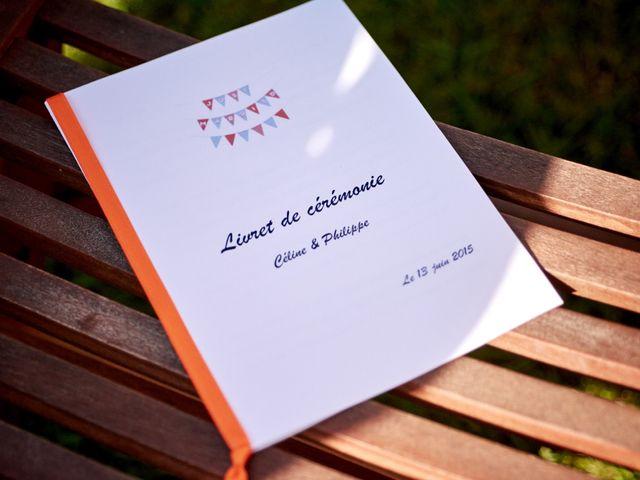 Le mariage de Phillippe et Céline à Le Vey, Calvados 50