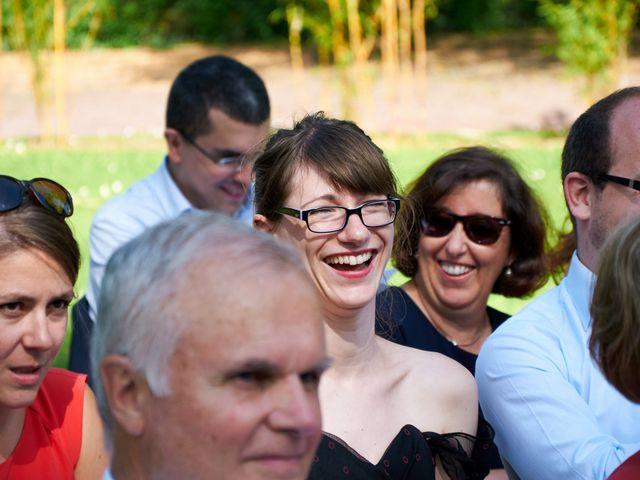 Le mariage de Phillippe et Céline à Le Vey, Calvados 57