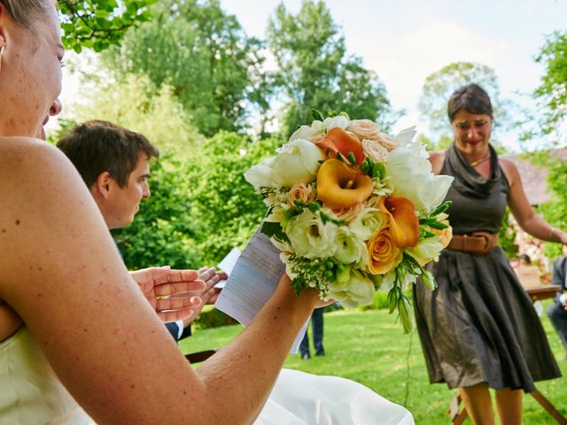 Le mariage de Phillippe et Céline à Le Vey, Calvados 62