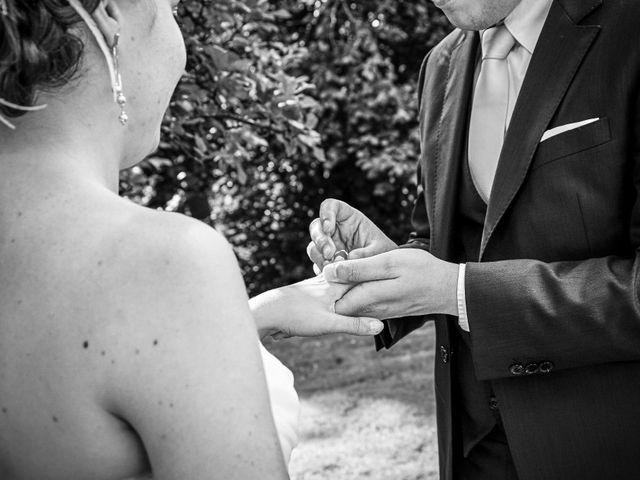 Le mariage de Phillippe et Céline à Le Vey, Calvados 64