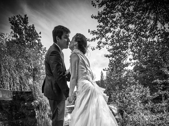 Le mariage de Phillippe et Céline à Le Vey, Calvados 83
