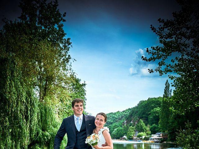Le mariage de Phillippe et Céline à Le Vey, Calvados 85