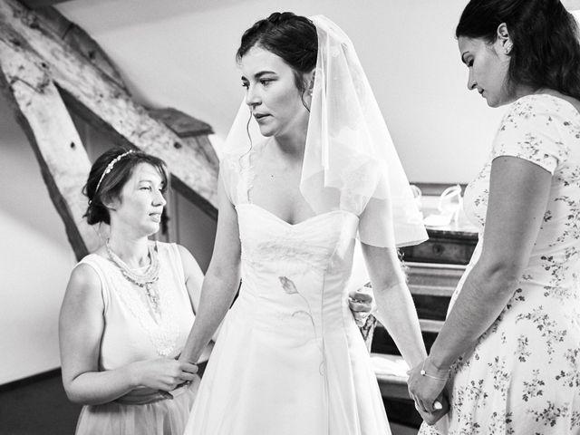 Le mariage de Kevin et Julie à Carrières-sur-Seine, Yvelines 17
