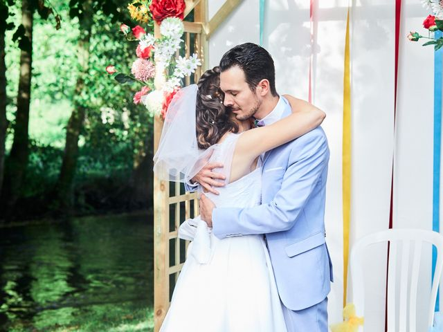 Le mariage de Kevin et Julie à Carrières-sur-Seine, Yvelines 29