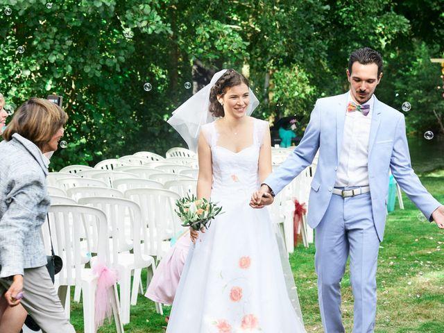 Le mariage de Kevin et Julie à Carrières-sur-Seine, Yvelines 30