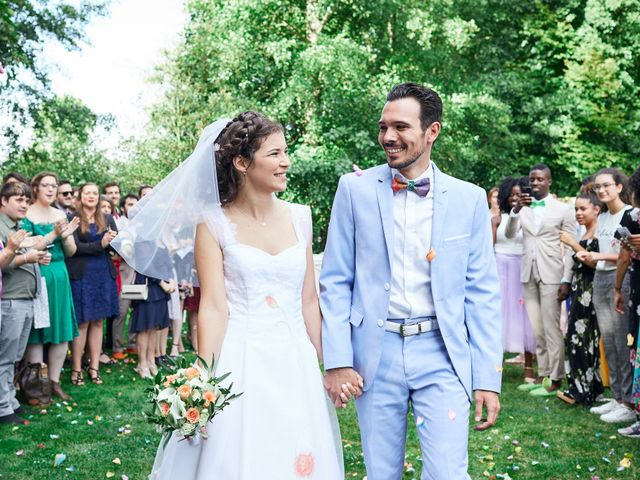 Le mariage de Kevin et Julie à Carrières-sur-Seine, Yvelines 31