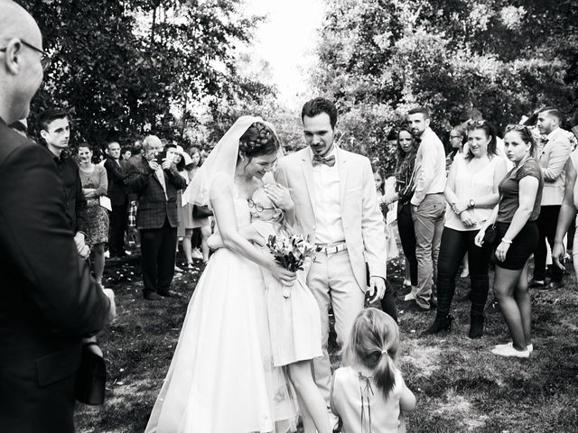 Le mariage de Kevin et Julie à Carrières-sur-Seine, Yvelines 32