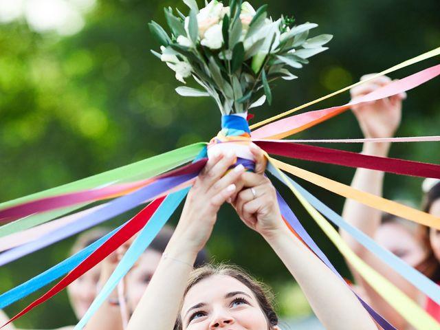 Le mariage de Kevin et Julie à Carrières-sur-Seine, Yvelines 39