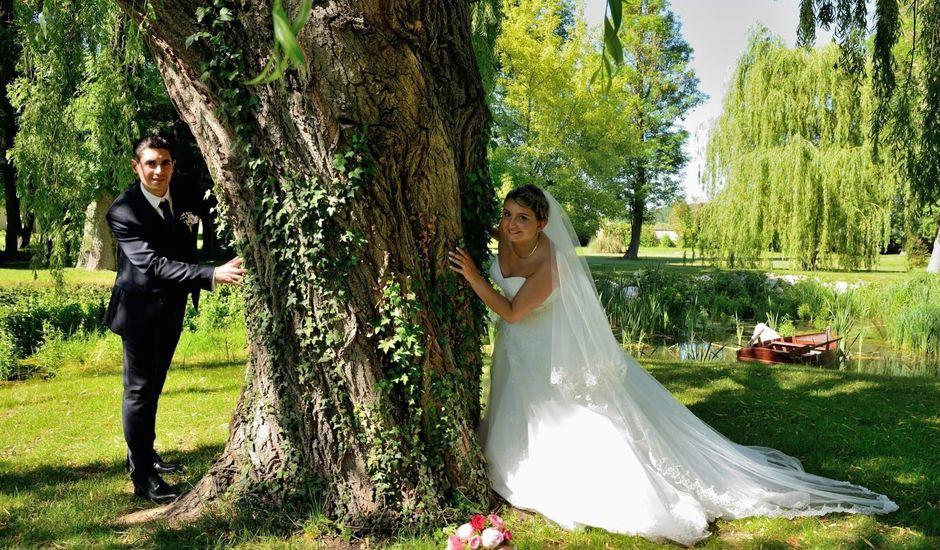 Le mariage de Sofian et Aliénor  à Baulne, Essonne