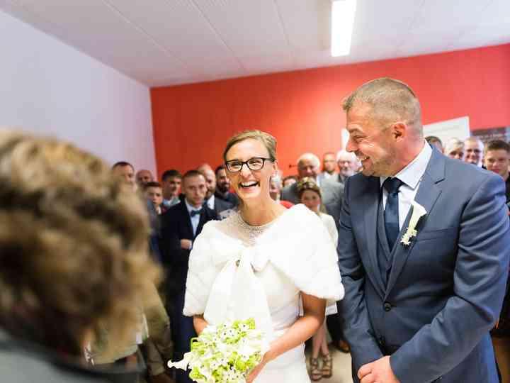 Le mariage de Catherine et Arnaud