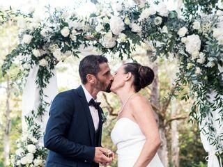 Le mariage de Olivia et Sebastien