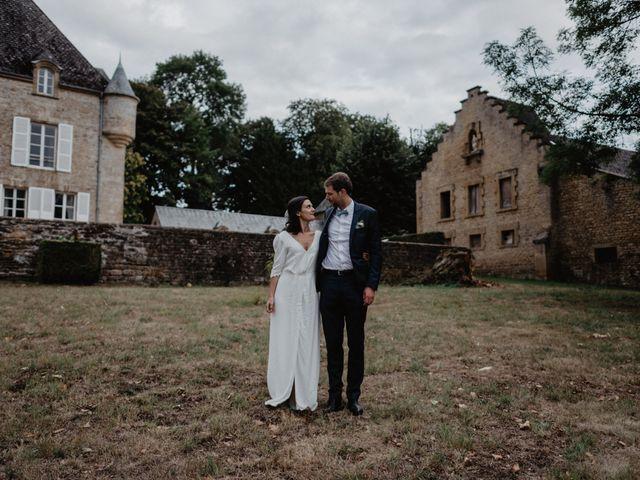 Le mariage de Bruno et Marie à Saint-Marceau, Ardennes 6