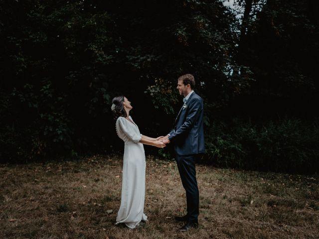 Le mariage de Bruno et Marie à Saint-Marceau, Ardennes 7