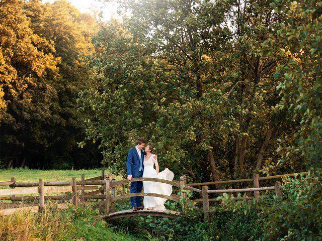 Le mariage de Thomas et Julie à Trévières, Calvados 13