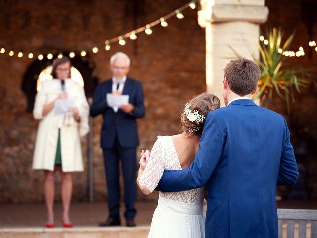Le mariage de Thomas et Julie à Trévières, Calvados 16