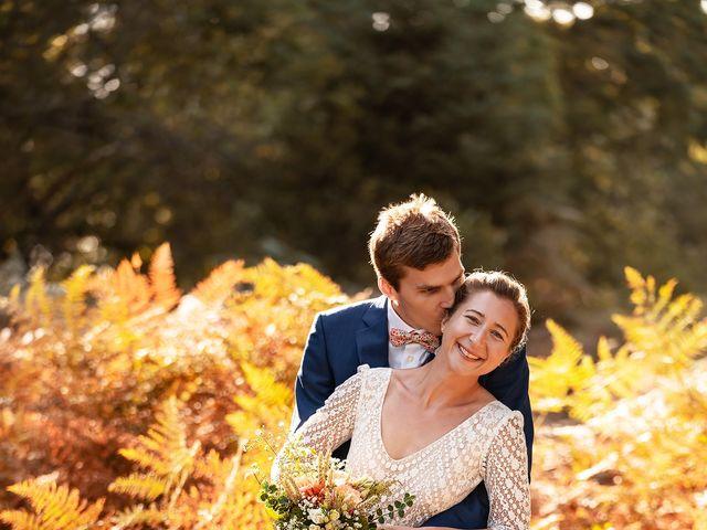 Le mariage de Thomas et Julie à Trévières, Calvados 33