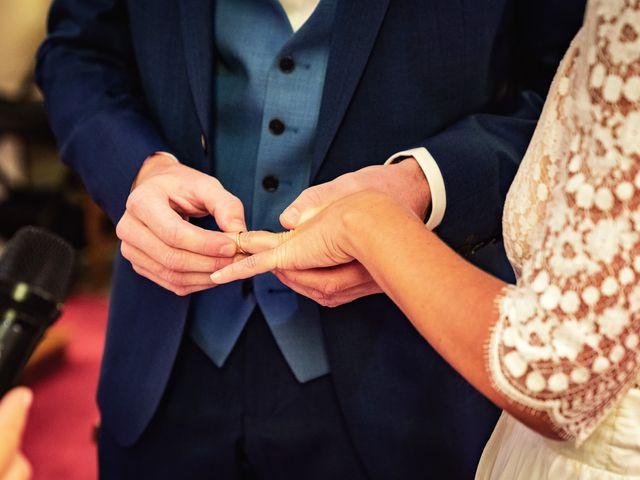 Le mariage de Thomas et Julie à Trévières, Calvados 49