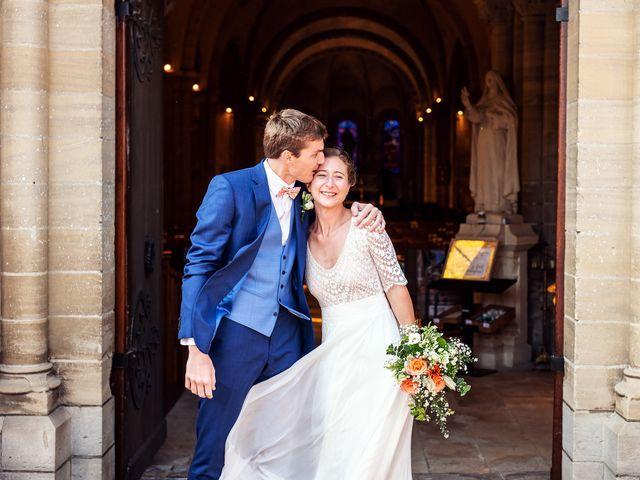 Le mariage de Thomas et Julie à Trévières, Calvados 50