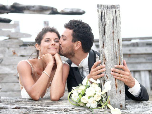 Le mariage de Carole et Romain