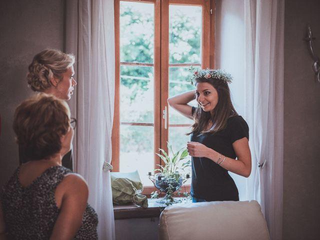 Le mariage de Sylvain et Camille à Tour-en-Bessin, Calvados 3