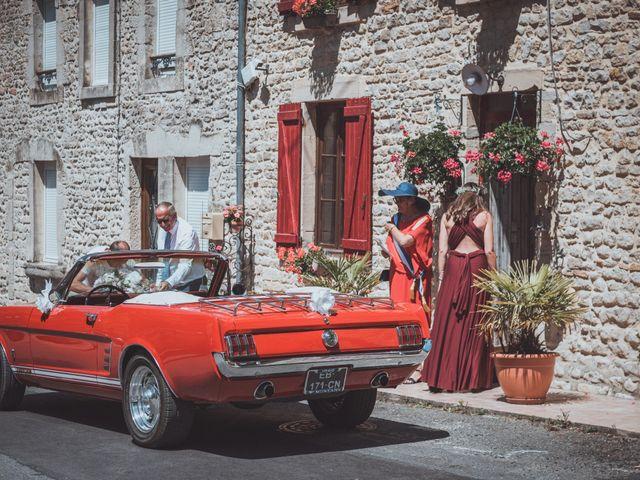 Le mariage de Sylvain et Camille à Tour-en-Bessin, Calvados 8