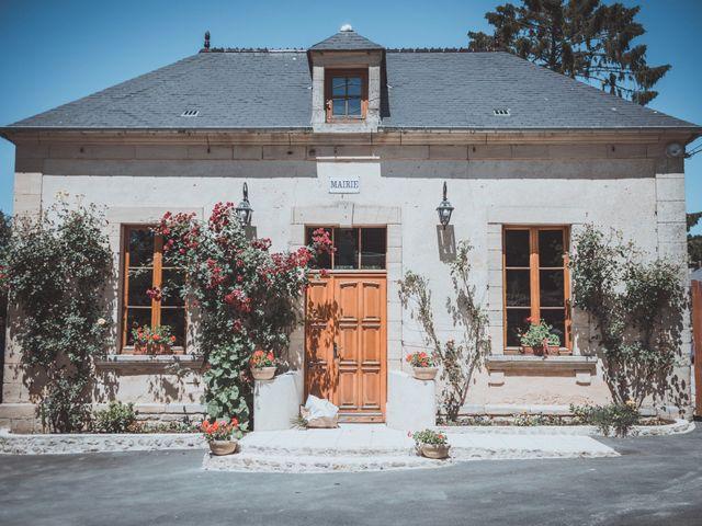 Le mariage de Sylvain et Camille à Tour-en-Bessin, Calvados 15