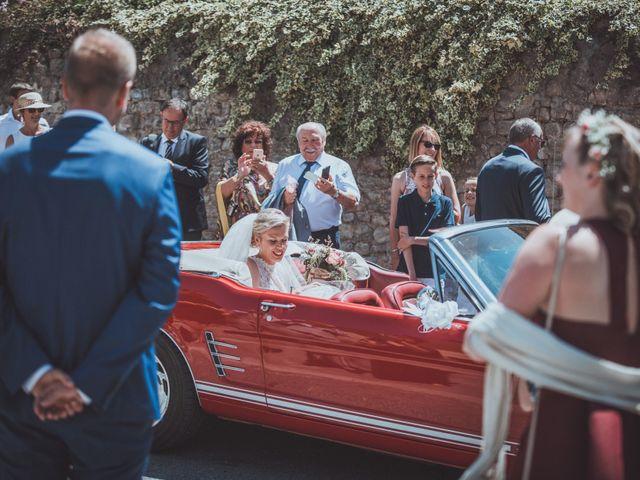 Le mariage de Sylvain et Camille à Tour-en-Bessin, Calvados 17