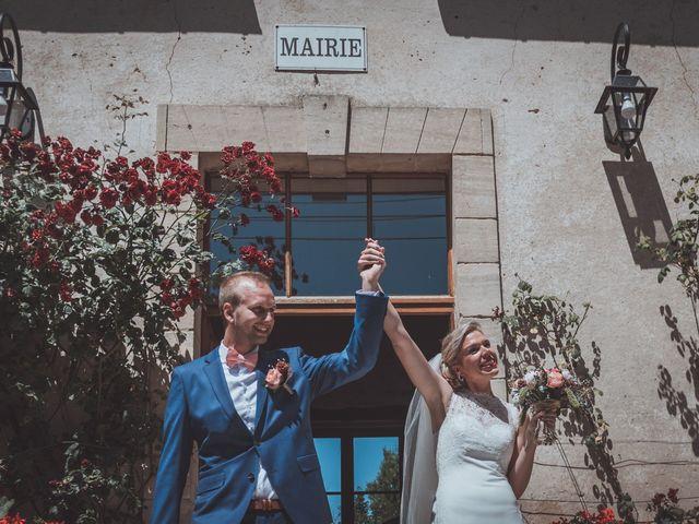 Le mariage de Sylvain et Camille à Tour-en-Bessin, Calvados 20