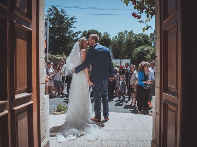 Le mariage de Sylvain et Camille à Tour-en-Bessin, Calvados 21