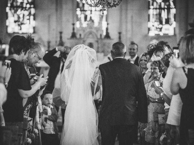 Le mariage de Sylvain et Camille à Tour-en-Bessin, Calvados 30