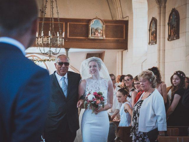 Le mariage de Sylvain et Camille à Tour-en-Bessin, Calvados 31