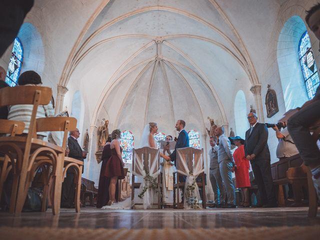 Le mariage de Sylvain et Camille à Tour-en-Bessin, Calvados 34