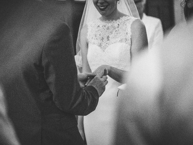 Le mariage de Sylvain et Camille à Tour-en-Bessin, Calvados 35