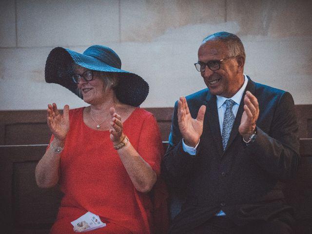 Le mariage de Sylvain et Camille à Tour-en-Bessin, Calvados 38